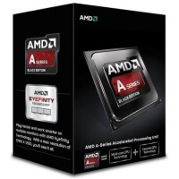 AMD A6 X2 6400K CPU, FM2, 3.9GHz, Dual Core, 65W, 1MB Cache, 32nm, Radeon HD8470D GFX, Black Edition