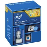 Intel Core I5-4460 CPU, 1150, 3.2GHz, Quad Core, 84W, 6MB Cache, 22nm, HD GFX, Haswell
