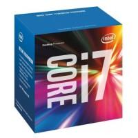 Intel Core I7-6700 CPU, 1151, 3.4 GHz, Quad Core, 65W, 14nm, 8MB Cache, HD GFX, 8 GT/s