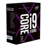 Intel Core I9-7900X CPU, 2066, 3.30GHz (4.3 Turbo), 10-Core, 140W, 13.75MB Cache, Overclockable, No Graphics, NO HEATSINK/FAN